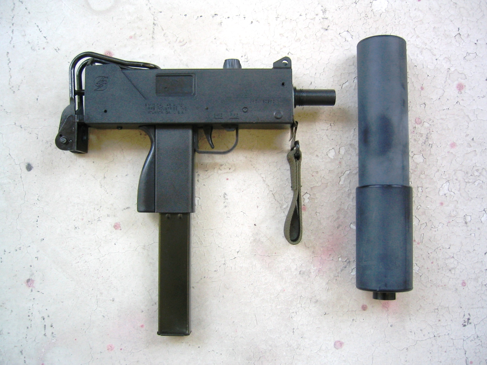 mac 12 gun - photo #14