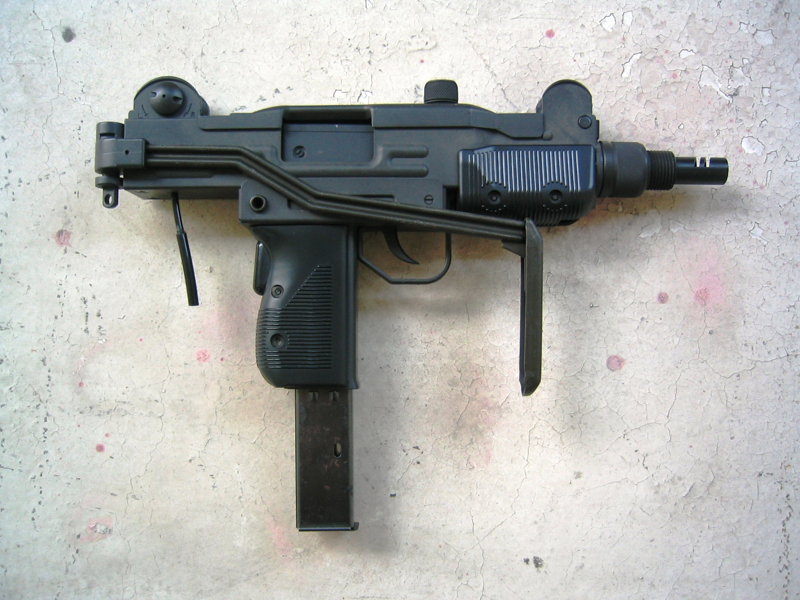 Image Gallery mini uzi